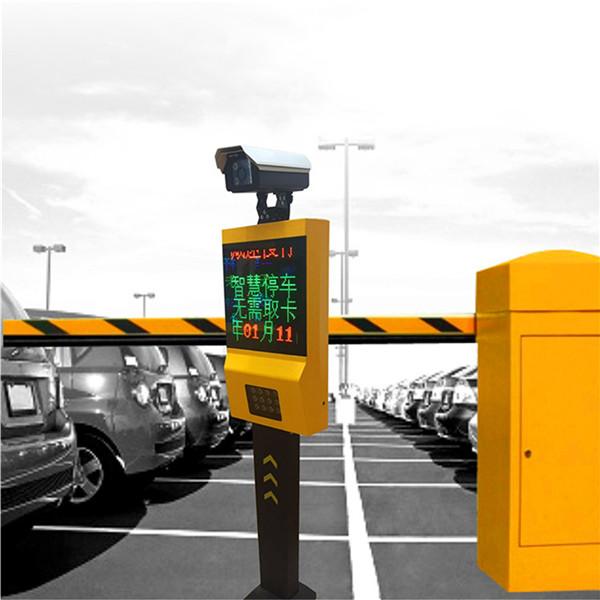 宁夏停车识别系统  车牌识别一体机
