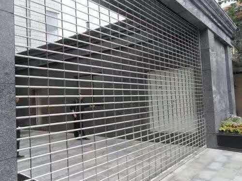 宁夏不锈钢卷帘门