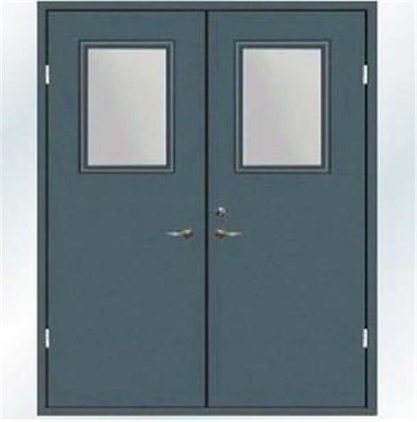 钢质防火门生产工艺和不锈钢防火门开启方向的确定