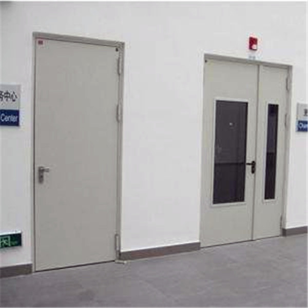 安全通道之电控防火门和普通防火门的区别是哪些