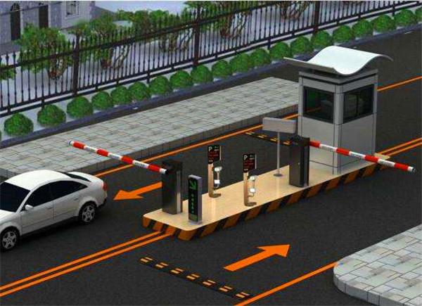 宁夏智能停车管理系统