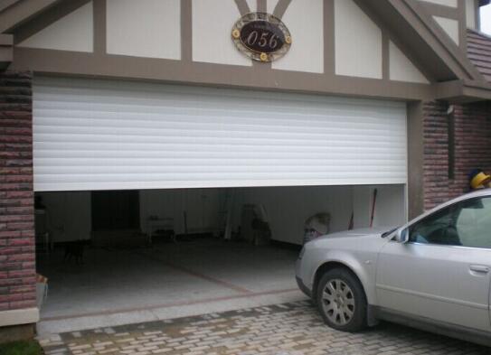 车库门底部的缝隙应该如何处理?  宁夏车库门厂家给我们具体的详解?