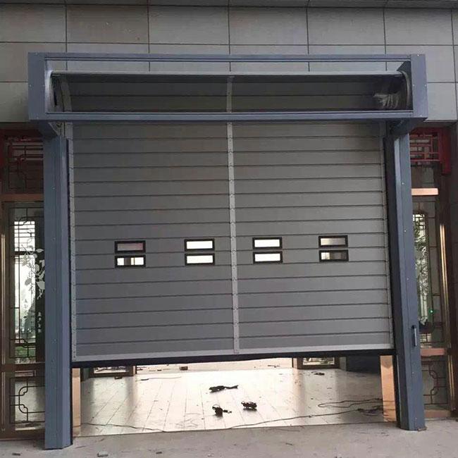 宁夏车库门的日常使用方法以及注意事项
