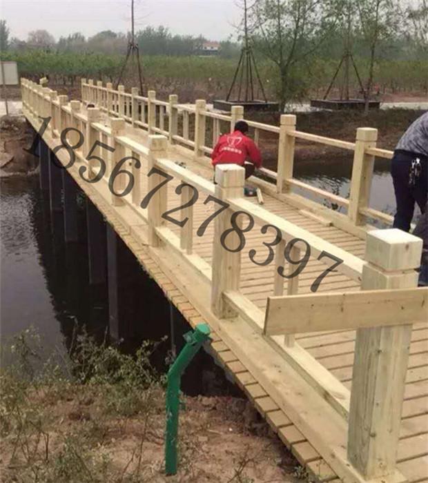 贝博BB平台木桥施工