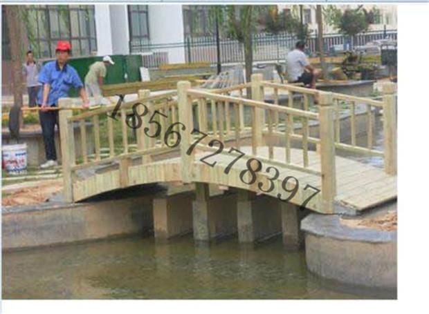 BB平台木桥施工