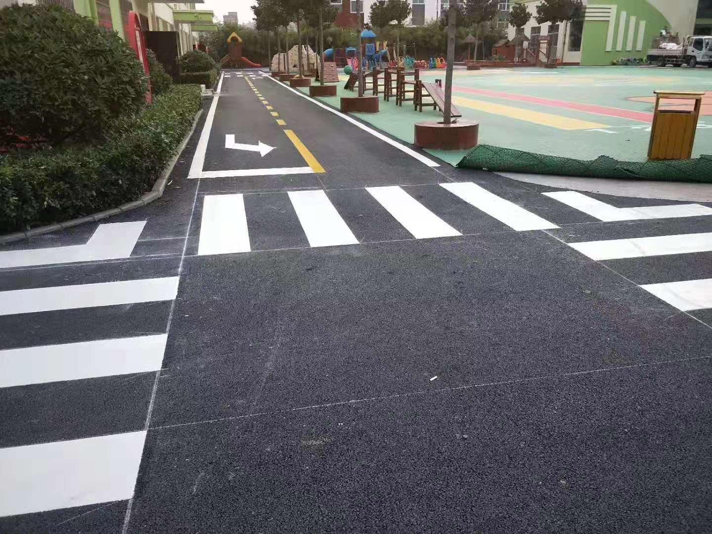 河南道路划线施工的步骤,你清楚吗?万路通为您讲解一下
