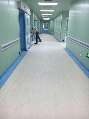 陕西医用塑胶地板施工