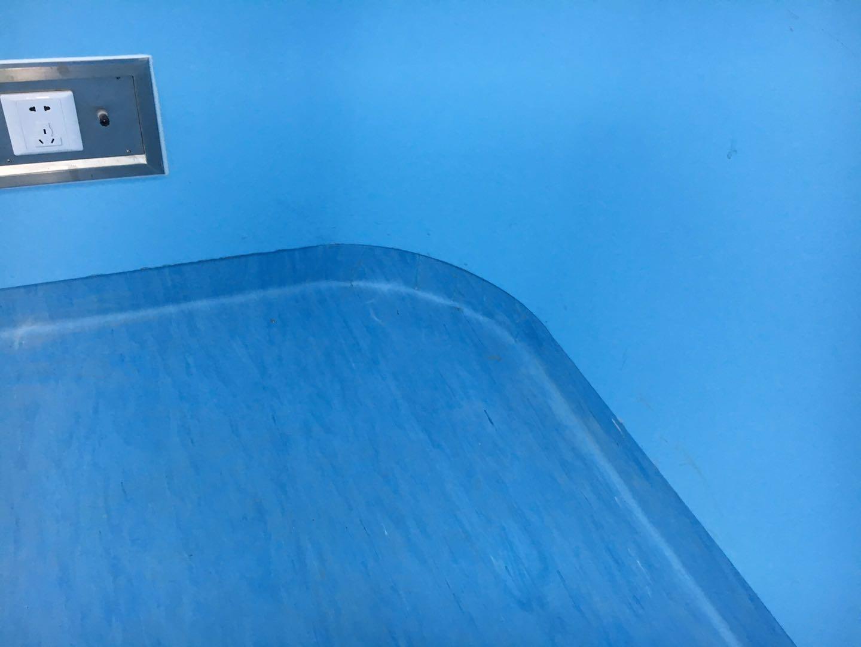 陕西医用塑胶地板安装