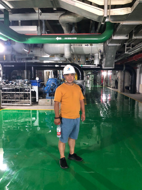 环氧地坪施工团队