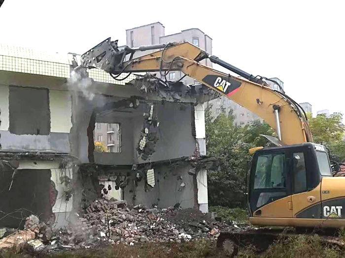 建筑物拆除破碎锤