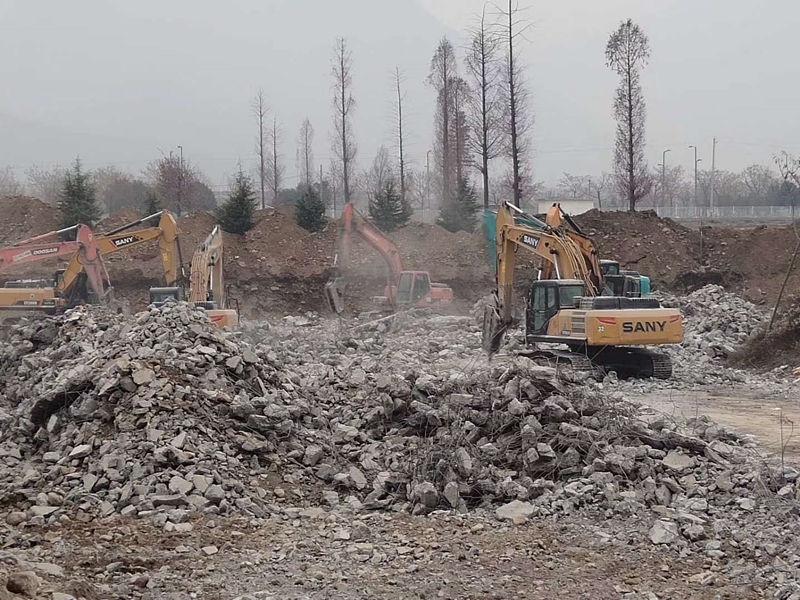 厂房拆除工程