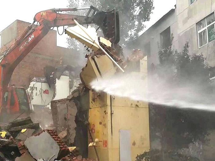 在大型破碎锤工作时,如何保护液压泵?陕西工程机械租赁公司来支招