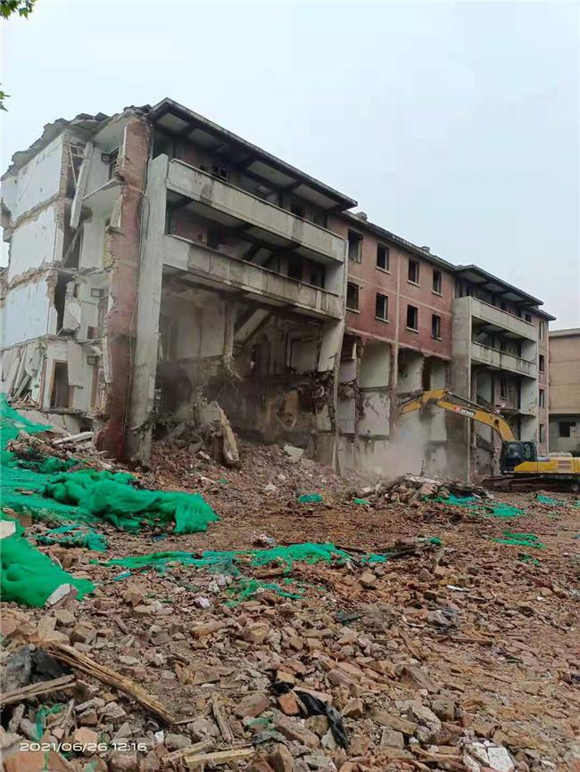 建筑物拆除需要注意哪些事项的呢