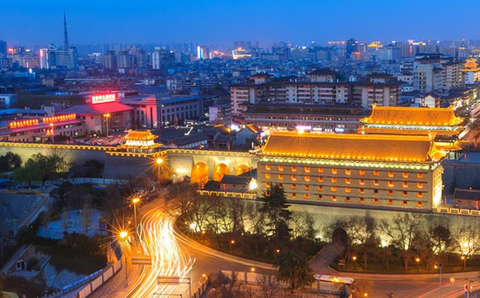陕西景观亮化的设计要点及其施工方案分享