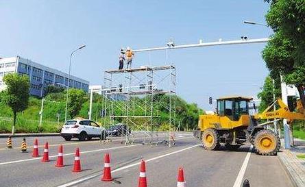 道路监控/信号灯安装