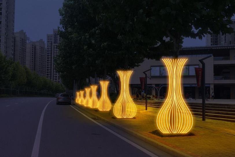 街景亮化工程