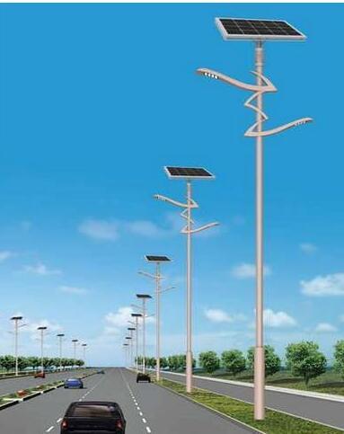 太阳能LED路灯优势