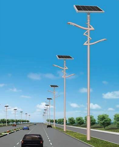 安裝太阳能路灯的4个优点