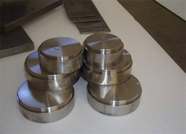 钛合金加工的材料特点.