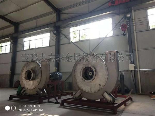 钛合金风机设备制造