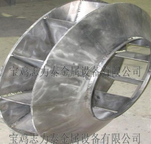 钛及钛合金铸件应用在哪些场合?钛合金风机厂家给我们具体的详解?