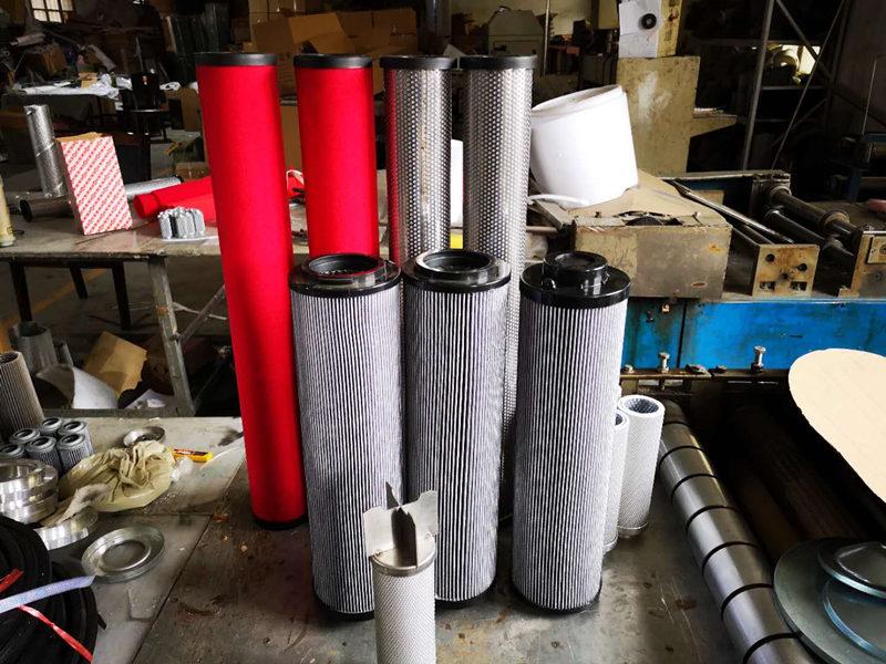 天燃气过滤器生产厂区