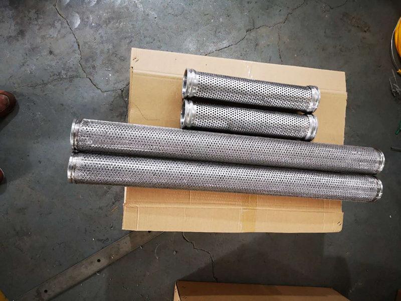 西安金属过滤器价格