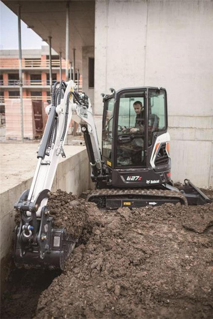陕西小型挖掘机