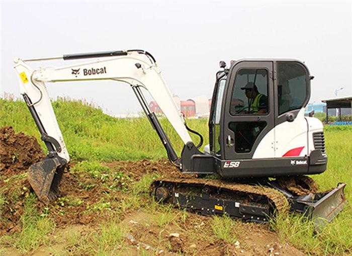 陜西小型挖掘機