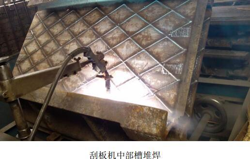 GR复合固体润滑耐磨焊丝
