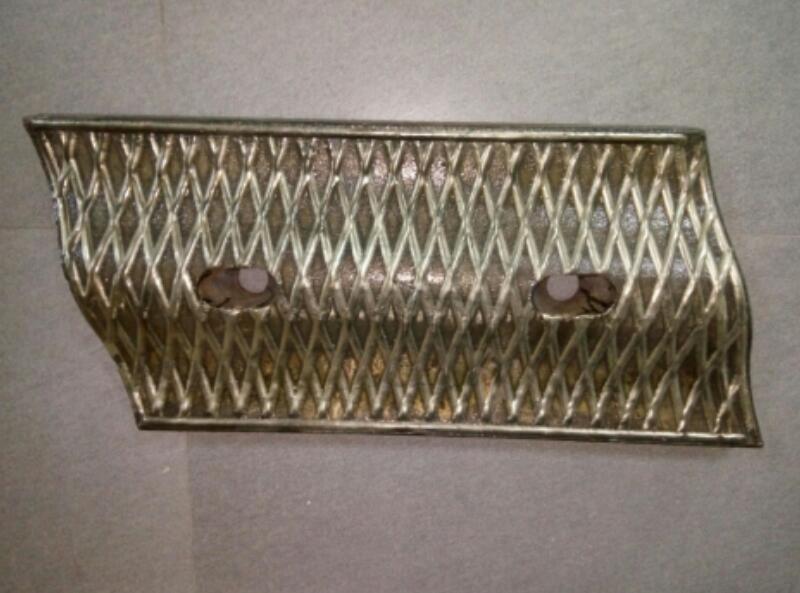 GR超耐磨合金工程技术球磨机衬板