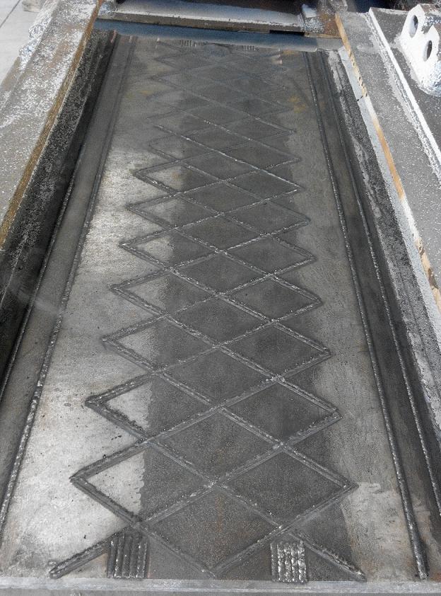 GR溜槽强化制造与再制造工程