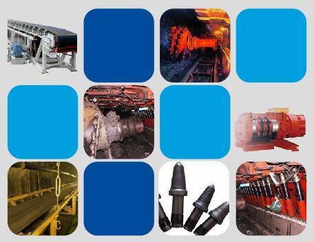 GR技术煤矿机械零部件与成套设备