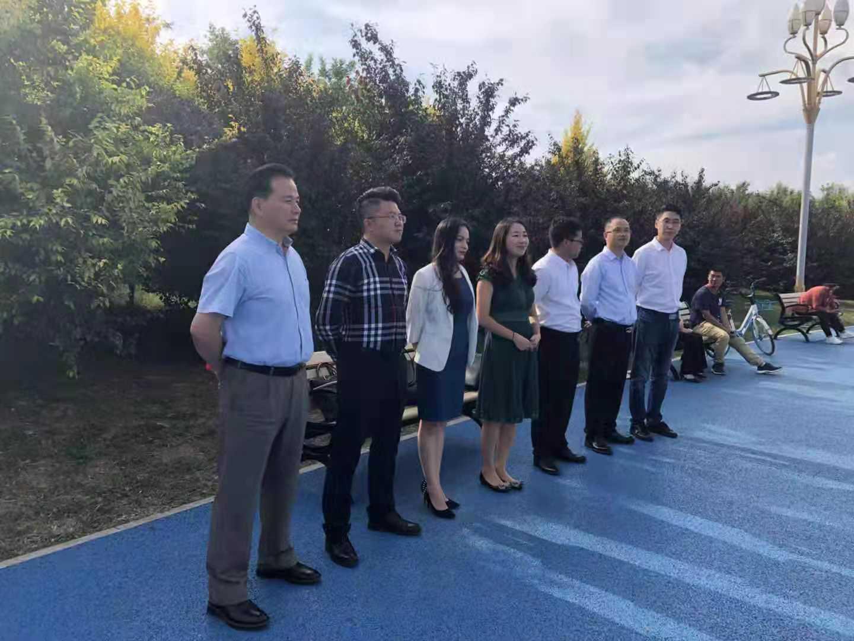 西安奥奈特固体润滑工程学研究有限公司参加中国创新创业大赛