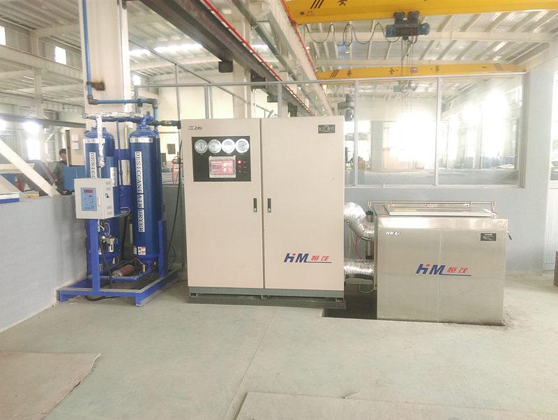 关于陕西移动式工业冷气机出现结霜的原因是什么?如何解决?