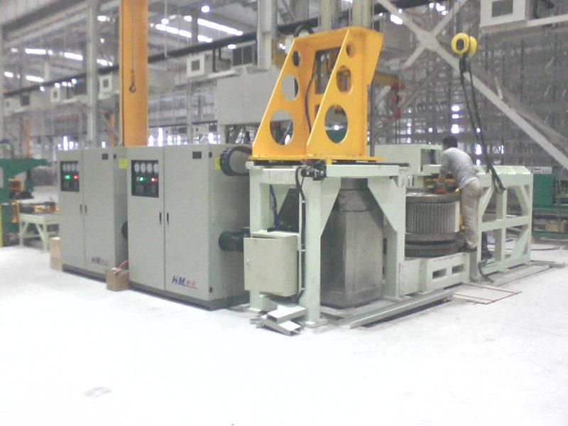 低温装配机双涡轮机组