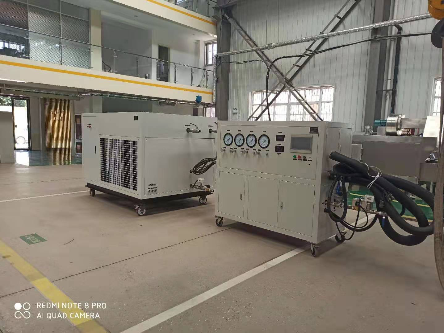 厂内设备-机油冷冻系统