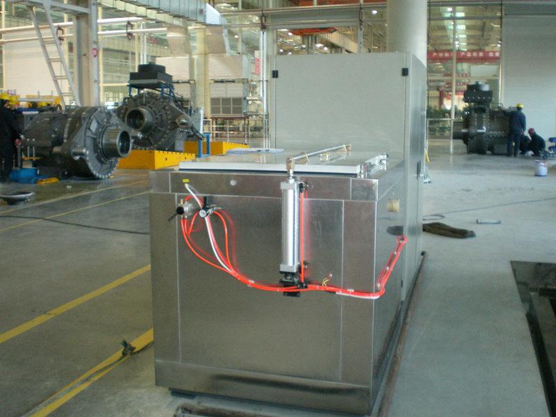 西安低温装配设备