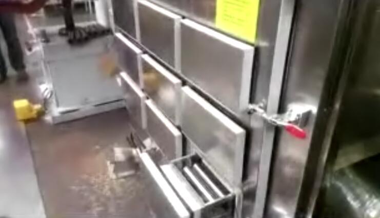 抽屉式装配机(0~-100℃)