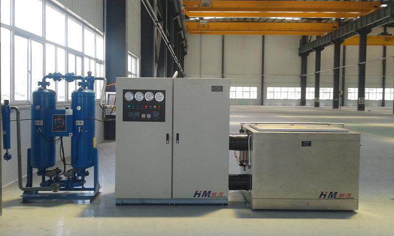 复合式超低温装配机(0~-190℃)