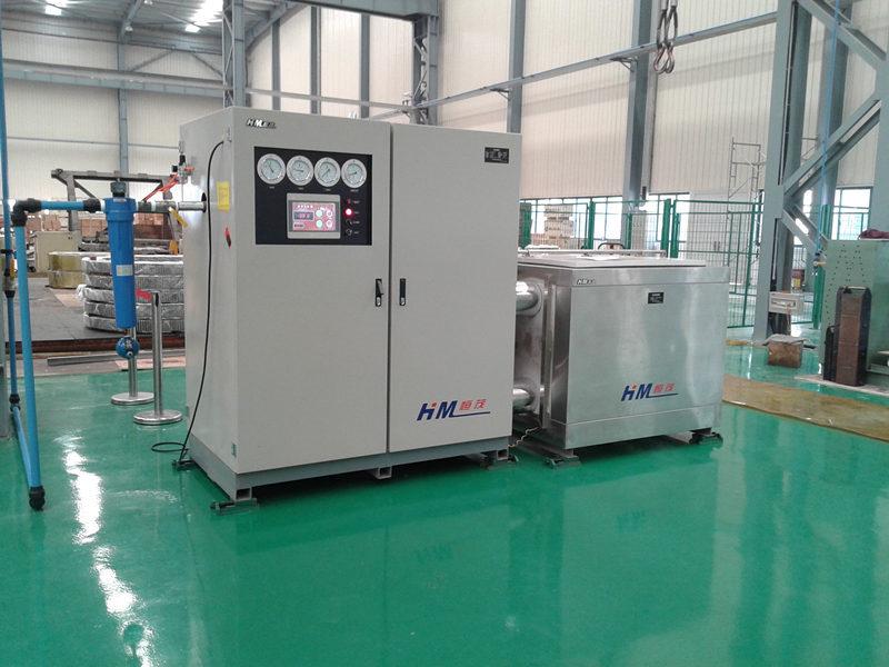 低温装配机(0~-100℃)