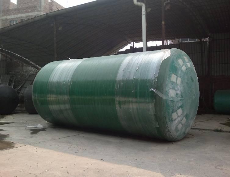 内蒙玻璃钢化粪池成品展示