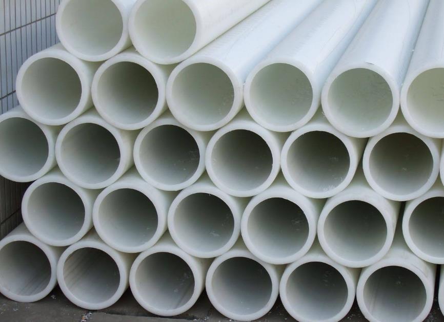 如何正确堆放pe管材管件