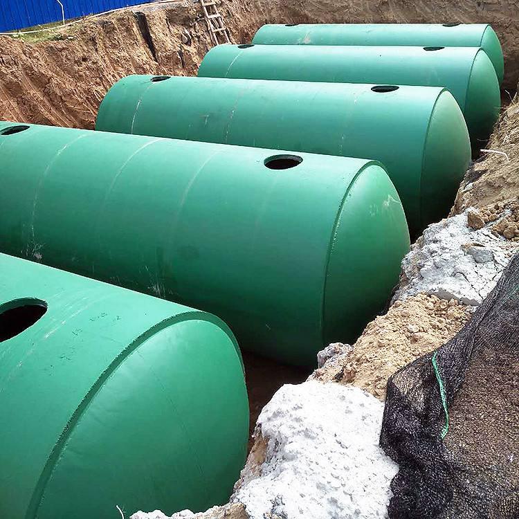 呼市化粪池到底怎么安装才环保?一起看看吧