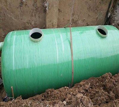 玻璃钢化粪池与传统化粪池有哪些区别?