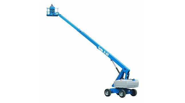 成都登高车出租-伸缩臂38米