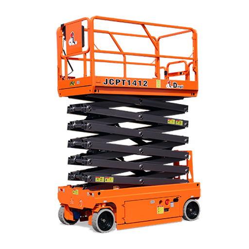 思达带您了解剪叉式高空作业车的优良性能及维护保养知识
