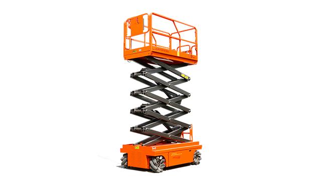 浅析成都升降车出租:固定式升降车的安装步骤简介