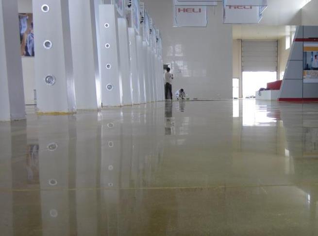 混凝土密封固化地坪的特点以及注意事项康康给大家
