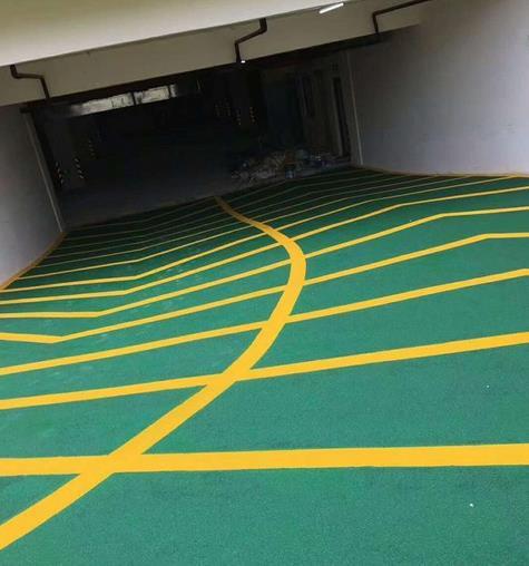 无震动防滑坡道施工需满足哪些条件 ,应用于哪些行业?